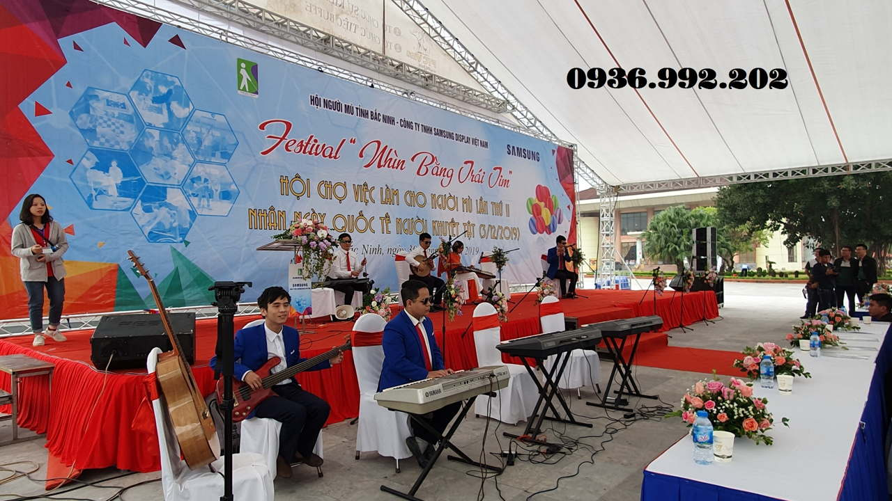 Tổ chức lễ hội phải tuân thủ theo quy định của Pháp luật